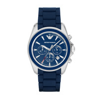 ARMANI WATCH SIGNATURE MEN SPORT MIXED SIGMA STAINLESS STEEL AR6068