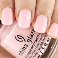 China Glaze Nail Lacquer (1293-SPRING IN MY STEP) Spring City Flourish 2014
