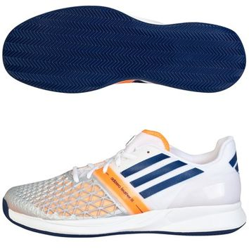 Roland-Garros Adidas Adizero Feather III Clay Synthetic - Mens