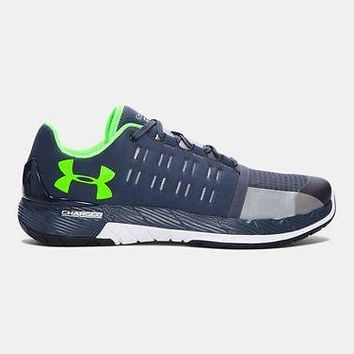 Under Armour Mens UA Charged Core Running Training Shoes Stealth Gray