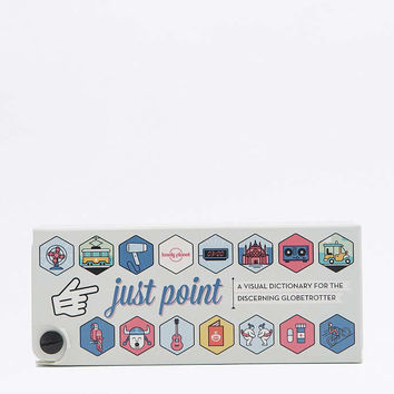 Just POINT! Book - Urban Outfitters