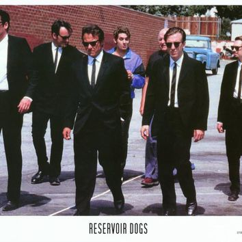 Reservoir Dogs 11x14 Movie Poster (1992)