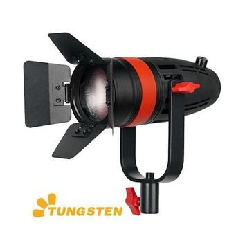 1 Pc CAME-TV Boltzen 55w Fresnel Focusable LED Tungsten With Bag