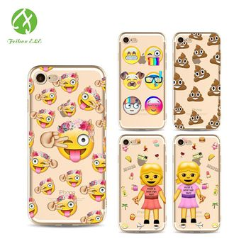 Emoji Phone Cases for iPhone