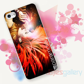 Paramore Hayley Williams Flaming Hair for iPhone 4/4S, iPhone 5/5S, iPhone 5C, iPhone 6 Case - Samsung S3, Samsung S4, Samsung S5 Case