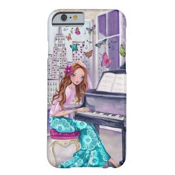 Piano Butterfly Music | Iphone 6 case