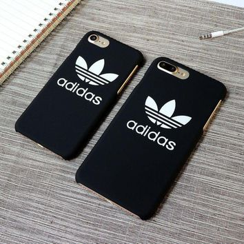 adidas popular print iphone 6 6s 6plus 6splus 7 7 plus phone cover case