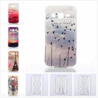 New Luxury Cute Cartoon Painted Mobile Phone Case For Samsung Galaxy Core Prime G360 G360F G360H Case Silicone Shell Back Cover