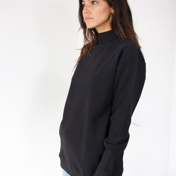Novalie Mock Neck Sweater