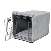 Luxury Crate Cover - Nickel