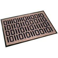 ThinkGeek :: Welcome In Binary Floor/Door Mat