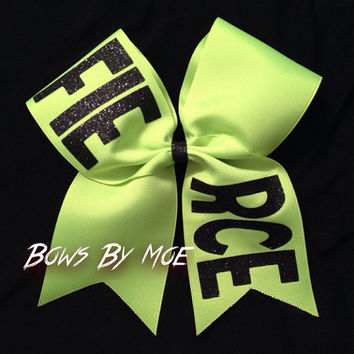 FIERCE Cheer Bow