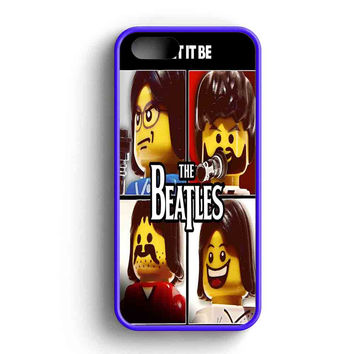 The Beatles Let It Be Lego Character iPhone 5 Case Available for iPhone 5 Case iPhone 5s Case iPhone 5c Case iPhone 4 Case
