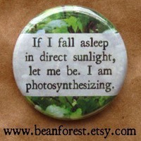 let me be i'm photosynthesizing funny weird science by beanforest