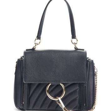 Chloé Mini Faye Day Leather Satchel | Nordstrom
