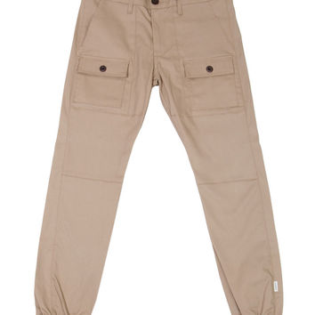 Kennedy Denim Co. - Rugger Cargo Pants (Khaki)