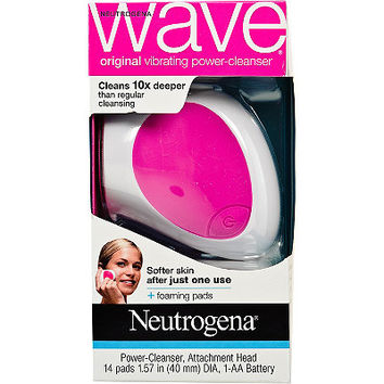 Neutrogena Wave Original Vibrating Power-Cleanser Ulta.com - Cosmetics, Fragrance, Salon and Beauty Gifts