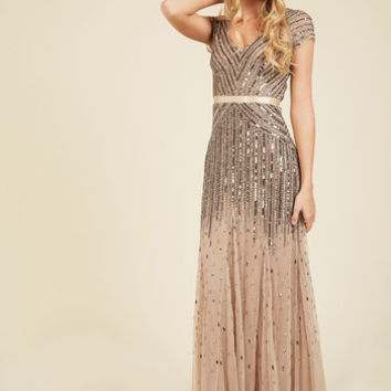 Orchestral Opening Maxi Dress | Mod Retro Vintage Dresses | ModCloth.com