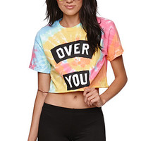 Reason Over You Cropped T-Shirt at PacSun.com