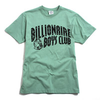 BB Arch T-Shirt Malachite Green