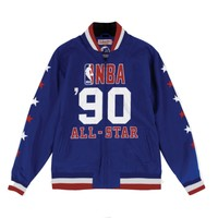 Mitchell & Ness Team History NBA 1990 All Stars Warm Up Jacket
