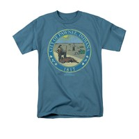 Parks & Recreation - Distressed Pawnee Seal