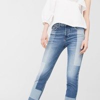 Straight unwords jeans - Women | MANGO USA