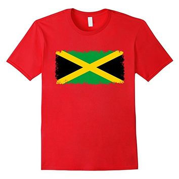 Flag Of Jamaica T-Shirt