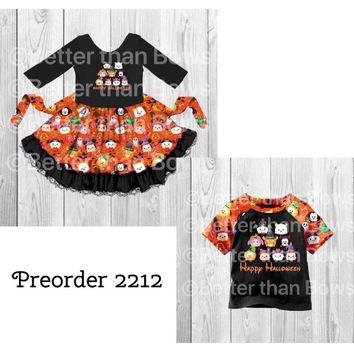 Tsum Tsum Halloween!! Preorder 2212 Closes 6/28 @ 8pm est!! ETA 6-8 weeks!! Extended to 7/4!
