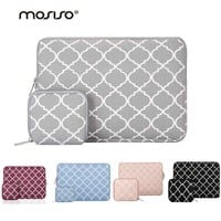 Mosiso 11.6 13.3 14 15.6 inch Sleeve Bag Pouch Case for Macbook Air Pro 13 15 Asus Acer Dell Laptop Mac Case Accessories Women