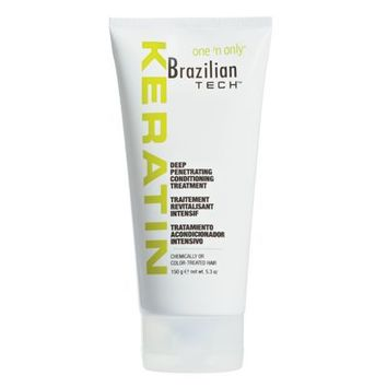 One 'n Only Brazilian Tech Keratin Deep Conditioning Treatment