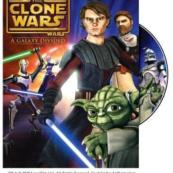 STAR WARS: THE CLONE WARS - A GA
