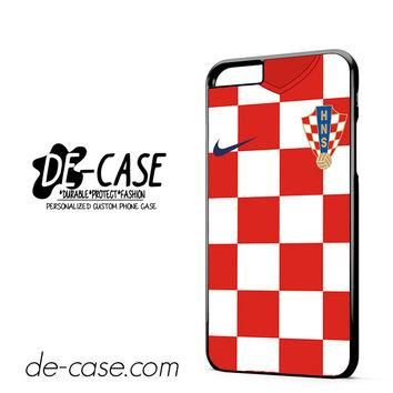 Croatia Soccer Jersey DEAL-2862 Apple Phonecase Cover For Iphone 6 / 6S Plus