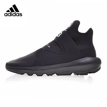 ADIDAS Y3 Y-3 SUBEROU Men's Running Shoes ,Black ,Shock Absorbing Breathable Wear-resistant Lightweight AC7198