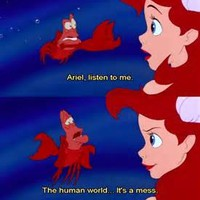 tumblr the little mermaid - Google Search
