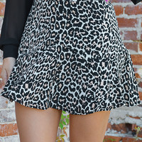 Retro Ready Skirt: Black/Multi | Hope's