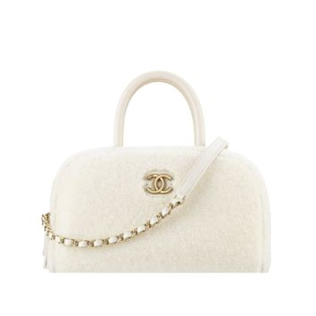 CHANEL Fashion - Bowling bag