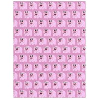 Pink Piggy TP Fleece Blanket