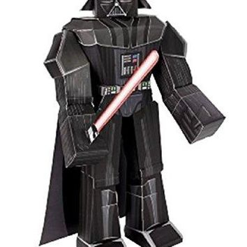 "12"" Darth Vader Star Wars Papercraft Action Figure"