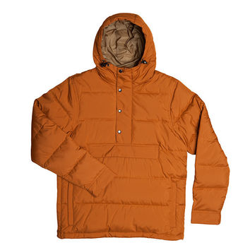 Tracker Anorak Down Jacket - Hazel | Poler Stuff