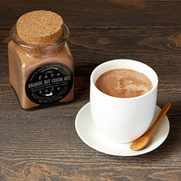 Organic Hot Cocoa Mix with Vanilla Bean | gourmet hot chocolate