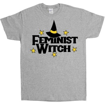 Feminist Witch -- Unisex T-Shirt