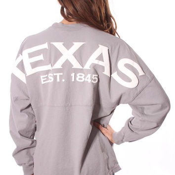 Riffraff | Texas Spirit Jersey - grey