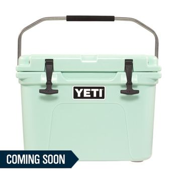 Seafoam YETI Coolers- Limited Edition | YETI Coolers
