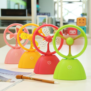 Fruits Mini USB Creative Gifts Fan [6282590214]