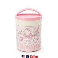 Sanrio My Melody Stainless Steel Food Jar Insulated Food Container (300ml) $18.00
