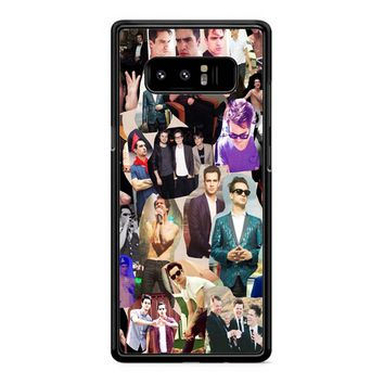 Brendon Urie Collage 1 Samsung Galaxy Note 8 Case