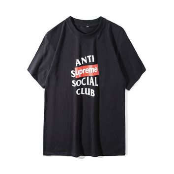 kuyou Supreme X Anti Social Social Club T-Shirt