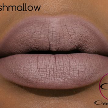 Marshmallow | Matte Lip Paint | Lip Paints | Coloured Raine