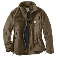 Carhartt Quick Duck Jefferson Traditional Jacket for Men